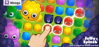 Jelly Splash v2.5.1 mod apk with unlimited money.