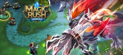 Magic Rush: Heroes 1.1.41 Mod Apk with unlimited Money (Latest Apk Apps)