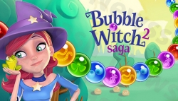Download Bubble Witch 2 Saga for PC running Windows 8/7/XP.