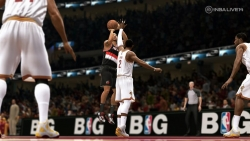 New NBA Live 14 make its way onto the Xbox One and Playstation