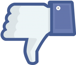 Facebook is dead ? Is the Thumbs Down button coming?