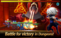 Summoners War 1.8.0 Mod Apk with High Damage and speed.