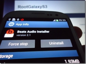 Download Beats Audio Drivers for Rooted Samsung Galaxy S3.