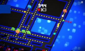 Pac-Man 256 Endless Maze 1.0 Mod Apk with unlimited credits.