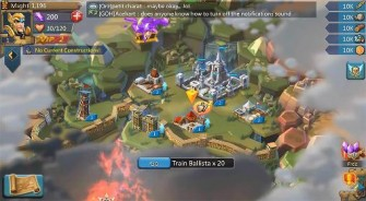 Lords Mobile 1.16 mod apk with unlimited coins hack.