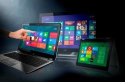 Microsoft Windows 8 sales touched 100 million copies.
