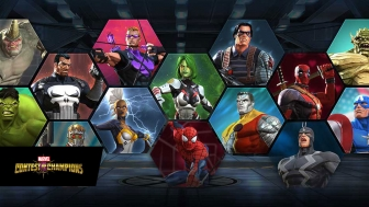 MARVEL The Battle of Champions v6.1.0 Mod Apk – Direct Link