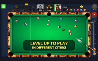 8 ball Pool Mod Apk v3.2.4 with unlimited money.