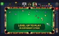 8 ball Pool Mod Apk Hack v3.5.0 with unlimited money.