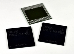 Samsung developing 4GB RAM for mobile phone devices.