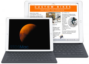 Apple 9.7-Inch iPad Pro Price to start at $599 in 32GB