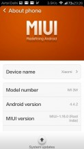Xiaomi Mi 3 Root – How to Guide.