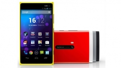 More images of the Nokia X running Android OS leaked again with Low Price tag.
