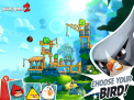 Download Angry Birds 2 v2.0.1 Mod Apk loaded with unlimited crystals.