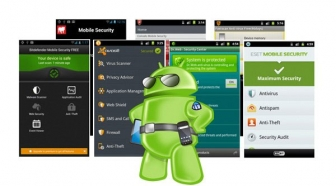 Top 5 Best Antivirus Apps for Android Smartphones and Tablets.