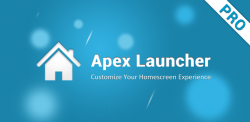 Download Apex launcher 2.0 Beta with many new features.