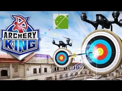 Archery King v 1.0.7 Mod Apk with unlimited coins and money.
