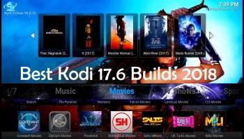 15 Best Kodi 17.6 Krypton Builds April 2019.