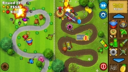 Bloons TD 5 2.15.1 Mod Apk, With Unlimited Energy and Money.