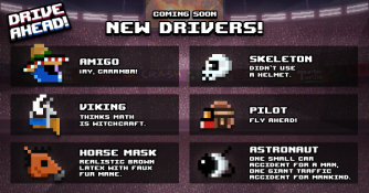 Drive Ahead 1.27 mod apk unlimited coins and money hack.