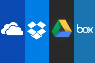 Top 7 Cloud Storage apps for iPhone 6 photos and files in 2015.