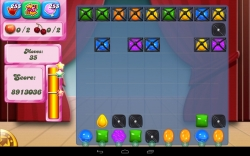 Candy Crush Saga v1.45.1 Mod Apk with Unlimited Lives and more Boosters