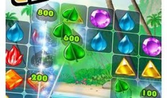 Cascade v 1.6.8 Mod Apk with unlimited gems and gold coins.
