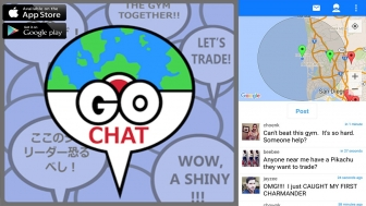 Chat for Pokemon GO – GoChat 5.1 Apk for your game.