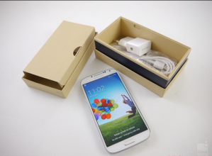 The First Unboxing video of Samsung Galaxy S4 is here.