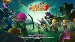 Clash Of Clans v 8.551.18 Mod Apk With unlimited coins and gems [October 2016]