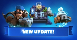 Clash Royale v 2.1.5 Mod apk with unlimited gems and coins.