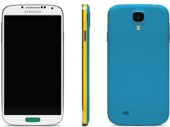 How to customizes Samsung Galaxy S4 with ColorWare.