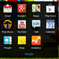 Download latest Google Apps for Android 4.2 on Custom CyanogenMod Roms.