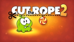 Download Cut The Rope 2 Mod Apk loaded with unlimited Coins.
