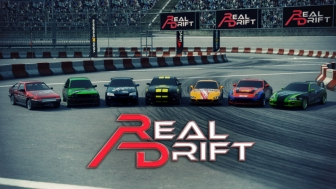 Real Drift Car Racing v3.2 Mod Apk with unlimited Money.