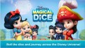 Disney Magical Dice Mod Apk 1.0.5 with coins and money.
