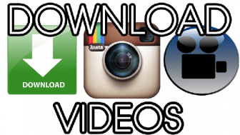 How to download Instagram Photos / Videos on iPhone or iPad's Camera Roll.