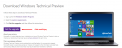 How to Install Windows 10 Technical Preview using USB Flash Drive.