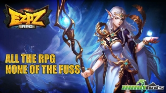 EZPZ RPG 3D mod Apk v1.1.1 with unlimited Coins, gems gold.