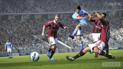 EA Fifa 14 is announced, Will be launched later this year.