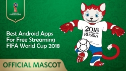 5 Best Android Apps to Watch /Stream FIFA World Cup 2018 for Free.