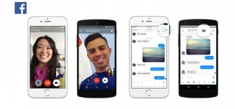 Facebook enables Video Calling feature on Messenger.