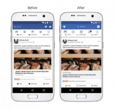 Facebook v137.0.0.24.91 Apk, With Latest style buttons added.
