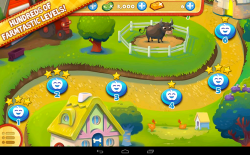 Farm Heroes Saga v2.22.3 Modded Apk [ Unlimited Gold and Lives]