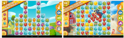 Farm Heroes Saga v2.26.9 Modded Apk [ Unlimited Gold and Lives]