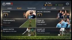 Download FIFA 15 Ultimate Team 1.5.6 APK + Data Full – Direct Link