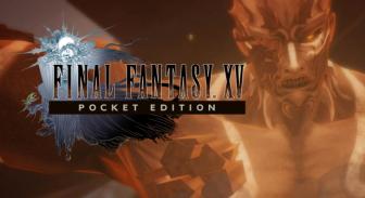 Final Fantasy XV Pocket Edition Apk for Android.