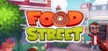 Food Street v 0.16.3 mod apk With unlimited coins and money.