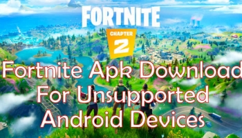 Fortnite Apk Download for unsupported devices. [Android 2019]