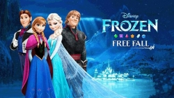 Free Download Frozen Free Fall for PC Windows